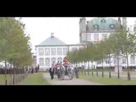 Fredensborg slots nye haveanlæg   youtube