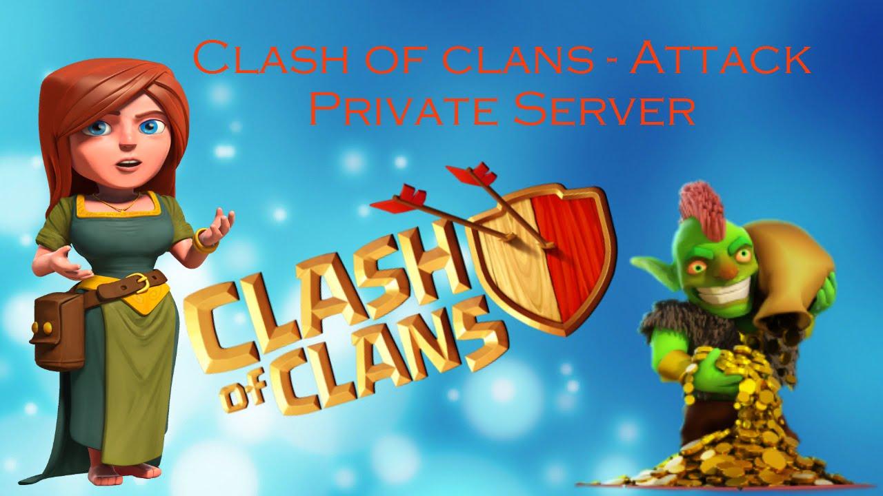 Clash Private Server Clans