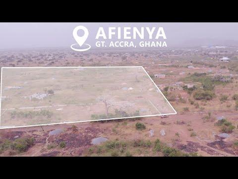$8,000 Land for sale in Afienya, GT. Accra, Ghana