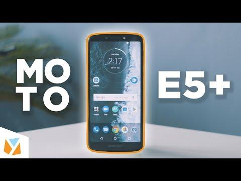 Motorola E5 Plus Review