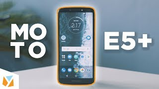 Motorola E5 Plus Review