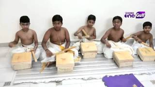 Colors of Bahrain | Sopanam Vadyakala Sangam train Chendamelam in Gulf (Epi3 Part1)