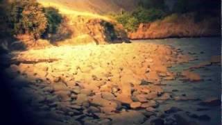 Ахты. Река Самур