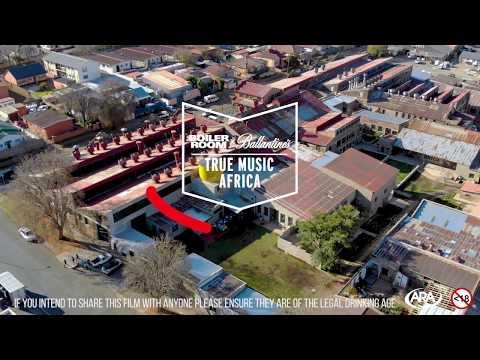 Johannesburg Boiler Room x Ballantine's True Music Africa