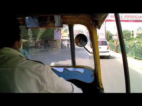 Rickshaws and Autos in Delhi