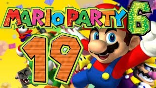 Lets Play Together Mario Party 6 - Part 19 - Schneeflocken-Park