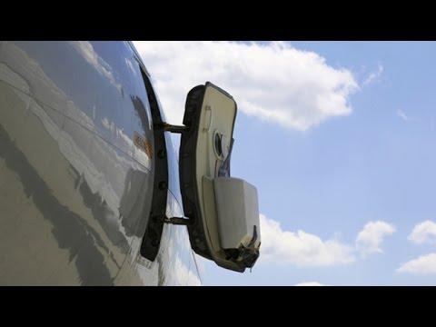 Emergency door opening technique in Flights