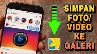 Gambar cover CARA DOWNLOAD VIDEO DARI INSTAGRAM | TERBARU