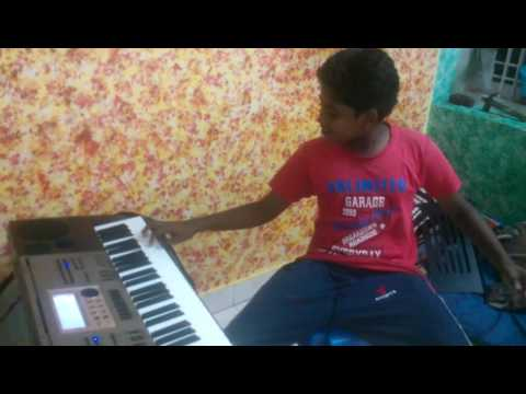 Stephen devasi style key board playing by ...