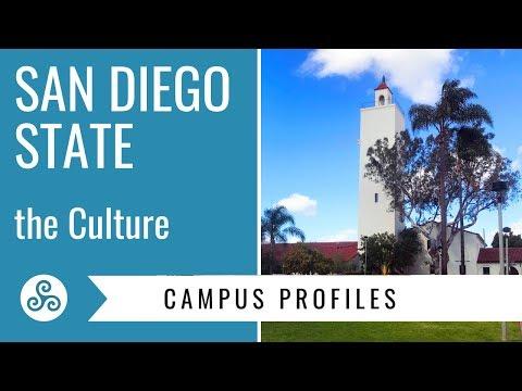 Campus Profile - San Diego State U -  School Culture And Study Abroad