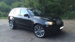видео Технические характеристики BMW X5 (E70) - двигатели, расход топлива, размеры кузова