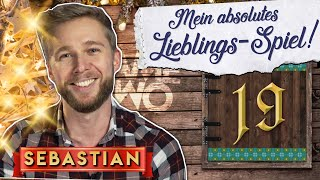 Mein Lieblingsspiel: Sebastian | Game Two Adventskalender #19