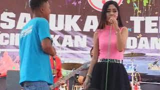 pas Lagu Tiada guna saweran paling lucu DJ Dian Cantika terbaru,LC community