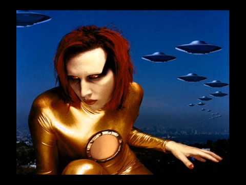 Marilyn Manson  Golden Years  Rare Mechanical Animals