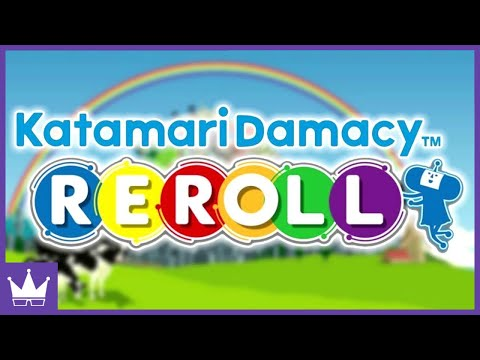 Twitch Livestream | Katamari Damacy REROLL Full Playthrough [Switch]