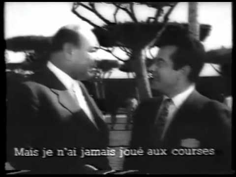 MG 1958 فيلم ماليش غيرك فريد الأطرش و مريم فخر الدين