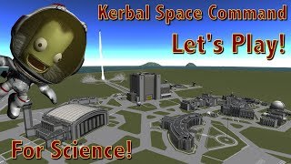 Let's play Kerbal Space Program in science mode!