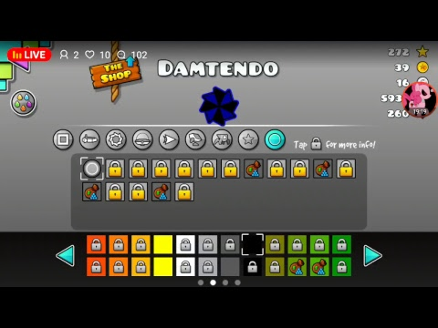 Let`s Play GEOMETRY DASH Part 3: