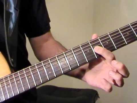 Canon Rock Solo Guitar Lesson - YouTube