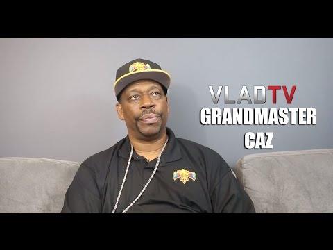 Grandmaster Caz: I Don't Respect a Single New Rapper's Lyricism