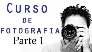 🎏 CURSO DE FOTOGRAFIA GRÁTIS - APRENDA COMO FUNCIONA UMA CÂMERA DIGITAL - PARTE 1 (CURSO MASTER CARA DA FOTO) 👨