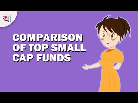 Comparison of Top Small Cap funds | Best Small Cap Mutual Funds | Best Mutual Funds for 2017
