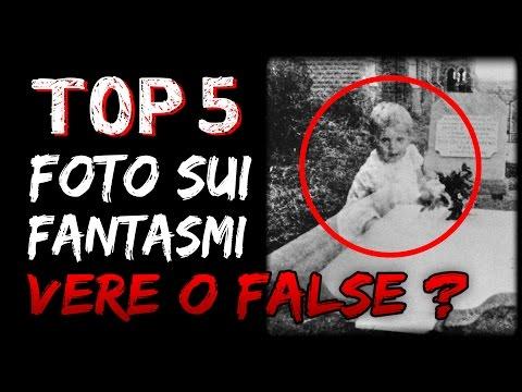5 FOTO sui FANTASMI che non dovrebbero esistere ► VERE O FALSE ?