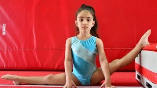 5 Year Old Gymnastics Prodigy - Natalia Berovides