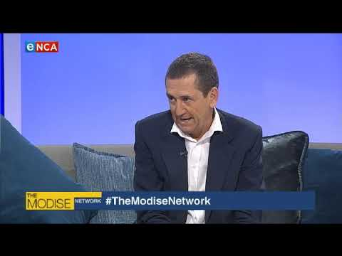 The Modise Network | New Mining Charter| 13 October 2018