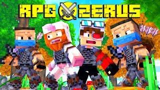 ОГО ЭТО РЕАЛЬНО КРУТОЕ РПГ В МАЙНКРАФТЕ! ОЧЕНЬ И ОЧЕНЬ КАЧЕСТВЕННО! Minecraft RPG Azerus