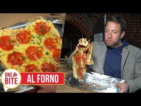 Barstool Pizza Review - Al Forno (Providence, RI)