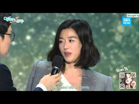 [Engsub] Jun Ji Hyun [ SBS Drama Awards 2014] - Top 10 Stars