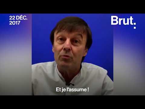 Polémique sur ses 6 voitures : Nicolas Hulot s'explique