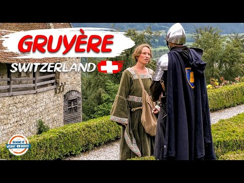 Swiss Cheese and Chocolate Factory Tour in the Medieval Fairytale Village of Gruyère