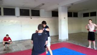 MMA Michalovce trening video 2 13.6.2013