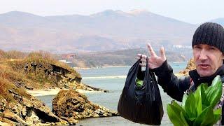 Поход на САРКОФАГ Рыбы и рыбаков НЕТ Собираю черемшу КОЛБУ Рыбалка отменяется