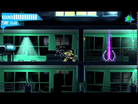 мультик игра черепашки ниндзя геймплей прохождение никелодеон прохождение и обзор игры