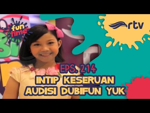 Audisi Dubi Fun - Season City