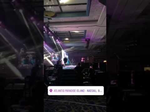 Panic! at the disco - Bahamas secret concert - 6/17/2017