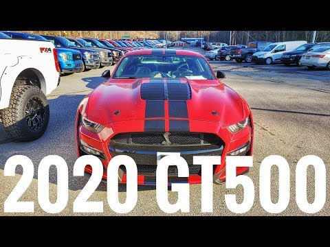 The 2020 GT500! | FIRST LOOK