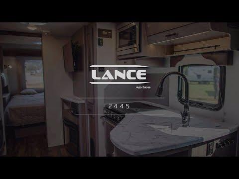 lance-2445-ultra-light-travel-trailer-walk-through-video