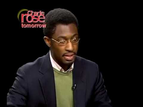 "Uzodinma Iweala on ""Charlie Rose Tomorrow"" - YouTube"