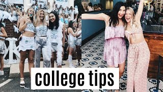 what i wish i knew as a freshman | college advice