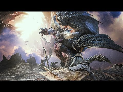 Monster Hunter World - Polpette di Nergigante a merenda - Gameplay ITA