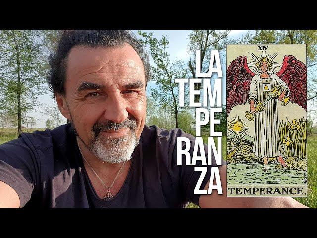 14 / La Temperanza: apprendista angelo