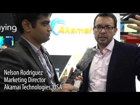 Interview with Robin Paul #Nelson Rodriguez #Akamai #USA