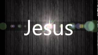 You are my passion - Jesus Culture (lyric video)