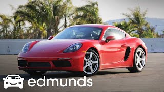 2017 Porsche 718 Cayman Review | Edmunds