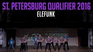 Elefunk (1st Team)   Youth Division   WOD St. Petersburg Qualifier 2016   #WODSPB16