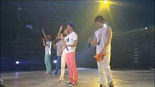 DBSK 동방신기 - Song For You (Korean Ver) 3rd Asia Tour [eng + kor + hangul + karaoke sub]